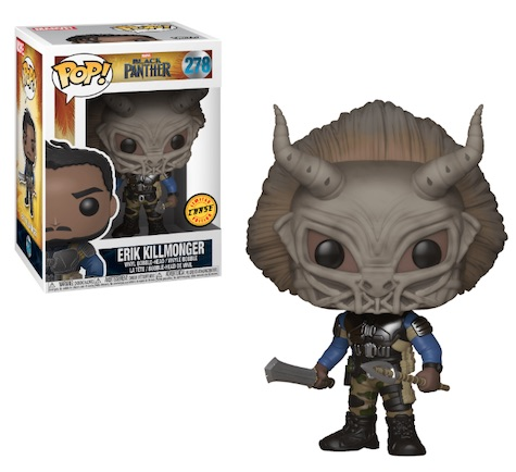 Funko Pop Black Panther Movie Figures 11