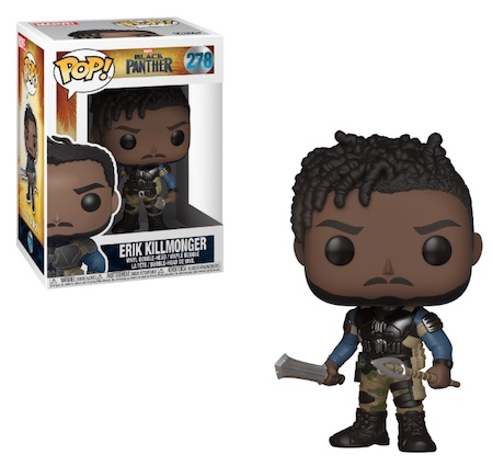 Funko Pop Black Panther Movie Figures 10
