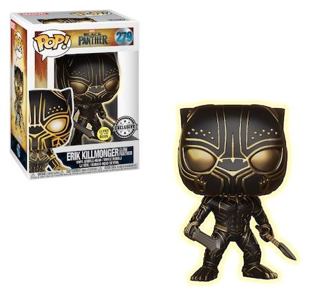 Funko Pop Black Panther Movie Figures 12