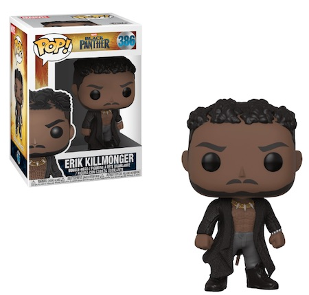 Funko Pop Black Panther Movie Figures 16