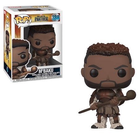 Funko Pop Black Panther Movie Figures 18