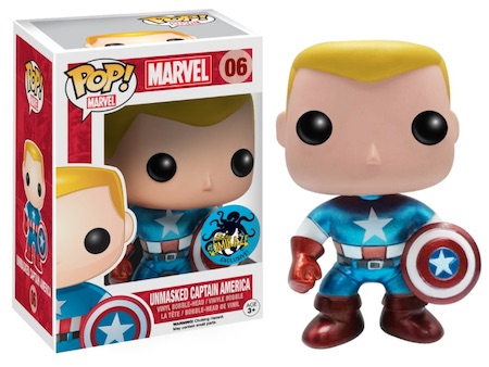 Ultimate Funko Pop Captain America Figures Checklist and Gallery 5