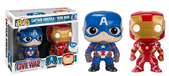 Ultimate Funko Pop Iron Man Figures Checklist and Gallery 40