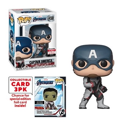 Ultimate Funko Pop Captain America Figures Checklist and Gallery 24