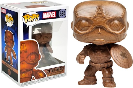 Ultimate Funko Pop Captain America Figures Checklist and Gallery 31