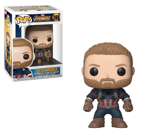 Ultimate Funko Pop Captain America Figures Checklist and Gallery 18