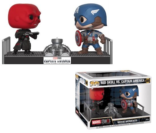 Ultimate Funko Pop Captain America Figures Checklist and Gallery 22