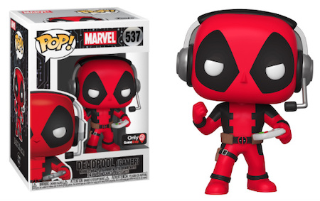 Ultimate Funko Pop Deadpool Figures Checklist and Gallery 58