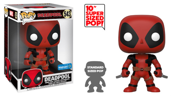 Ultimate Funko Pop Deadpool Figures Checklist and Gallery 60