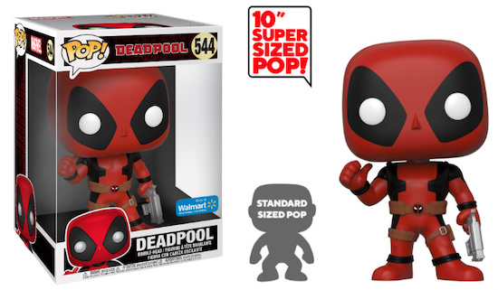 Ultimate Funko Pop Deadpool Figures Checklist and Gallery 64