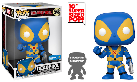 Ultimate Funko Pop Deadpool Figures Checklist and Gallery 66
