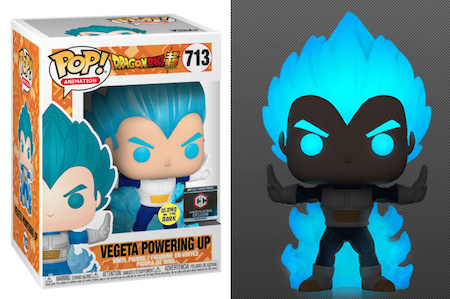 Ultimate Funko Pop Dragon Ball Z Figures Checklist and Gallery 124