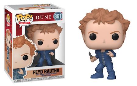 Funko Pop Dune Vinyl Figures 2
