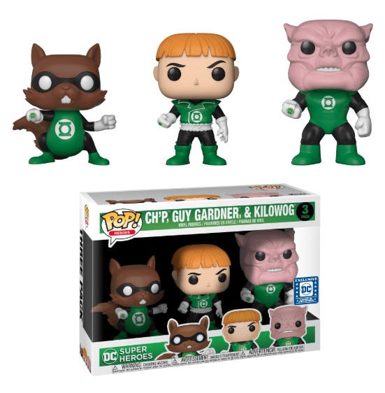 Ultimate Funko Pop Green Lantern Figures Checklist and Gallery 18