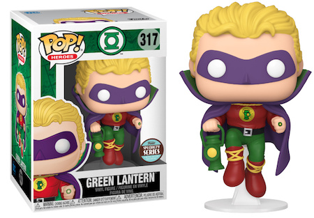 Ultimate Funko Pop Green Lantern Figures Checklist and Gallery 13