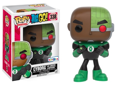 Ultimate Funko Pop Green Lantern Figures Checklist and Gallery 16