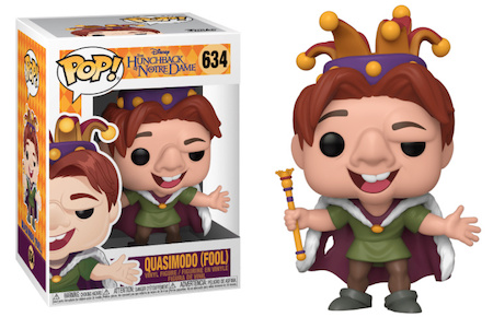 Funko Pop Vinyl The Hunchback of Notre Dame Esmeralda 635