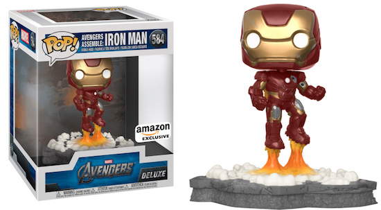 Ultimate Funko Pop Iron Man Figures Checklist and Gallery 36