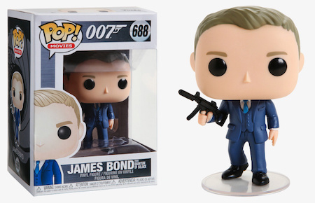 Ultimate Funko Pop James Bond Vinyl Figures Guide 12