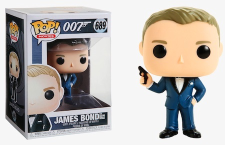 Ultimate Funko Pop James Bond Vinyl Figures Guide 13