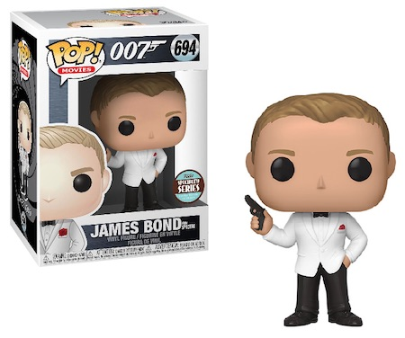 Ultimate Funko Pop James Bond Vinyl Figures Guide 18