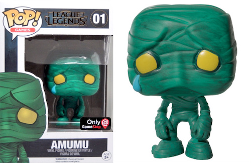 Funko Pop League of Legends Vinyl Figures 3