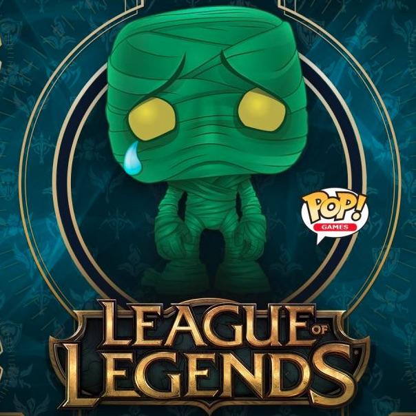 Lee sin Champion League of Legends Lol pop Games #03 vinilo personaje funko
