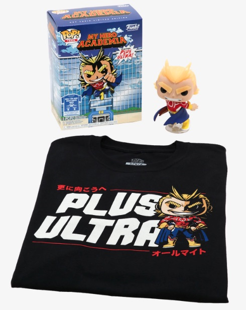 Ultimate Funko Pop My Hero Academia Figures Gallery and Checklist 32