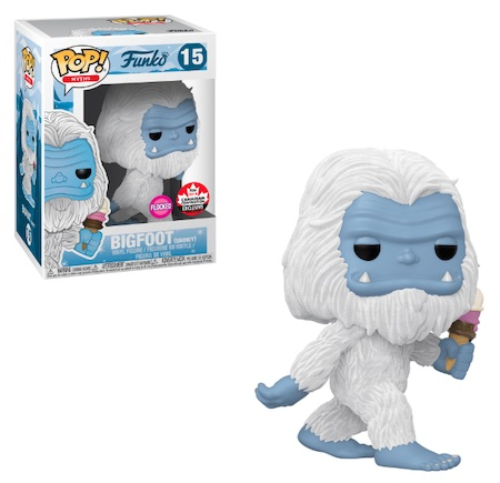 Funko Pop Myths Vinyl Figures 4