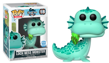 Funko Pop Myths Vinyl Figures 6