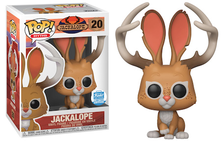 Funko Pop Myths Vinyl Figures 9