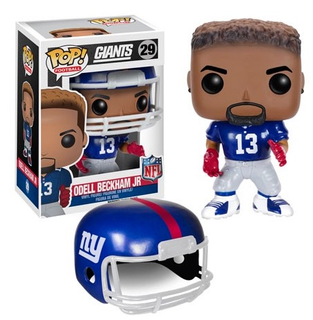 Ultimate Funko Pop NFL Football Figures Checklist and Gallery - 2020 Legends Figures 33