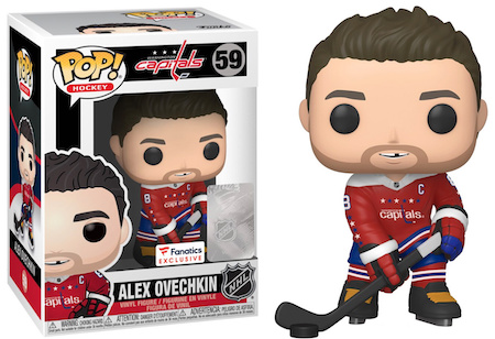 Ultimate Funko Pop NHL Hockey Figures Checklist and Gallery 71