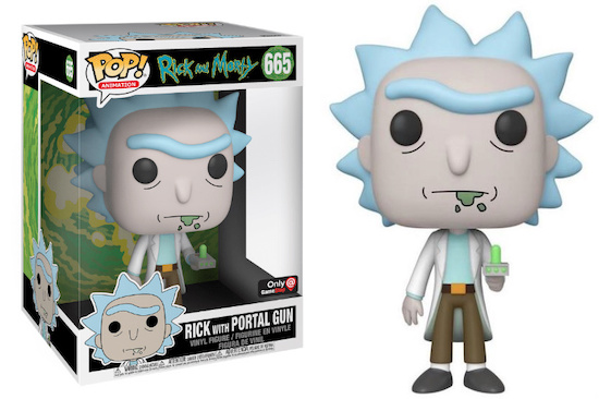 Ultimate Funko Pop Rick and Morty Figures Checklist and Gallery 82
