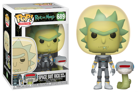 Ultimate Funko Pop Rick and Morty Figures Checklist and Gallery 85