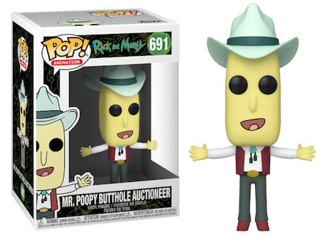 Ultimate Funko Pop Rick and Morty Figures Checklist and Gallery 87