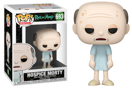 Ultimate Funko Pop Rick and Morty Figures Checklist and Gallery 89
