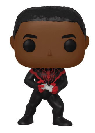 Ultimate Funko Pop Spider-Man Figures Checklist and Gallery 65