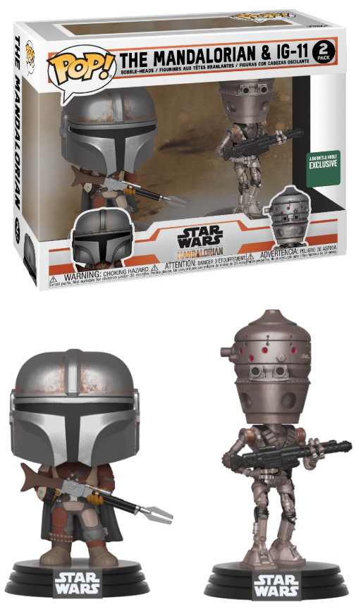 Funko Pop Star Wars The Mandalorian Figures 25