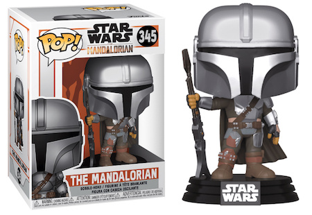 Funko Pop Star Wars The Mandalorian Figures 7