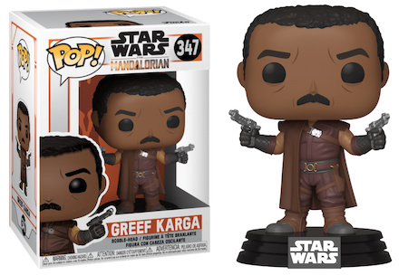 Ultimate Funko Pop Star Wars The Mandalorian Figures Gallery and Checklist 11