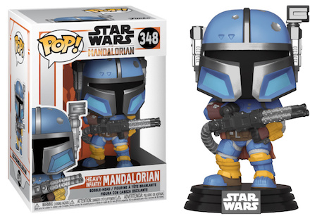 Ultimate Funko Pop Star Wars The Mandalorian Figures Gallery and Checklist 12