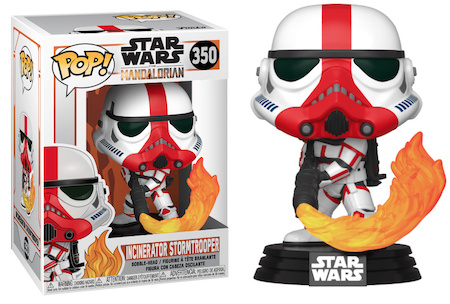 Funko Pop Star Wars The Mandalorian Figures 13