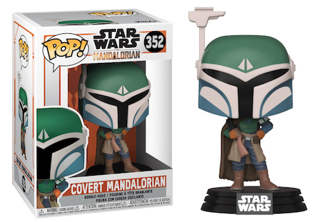 Ultimate Funko Pop Star Wars The Mandalorian Figures Gallery and Checklist 16