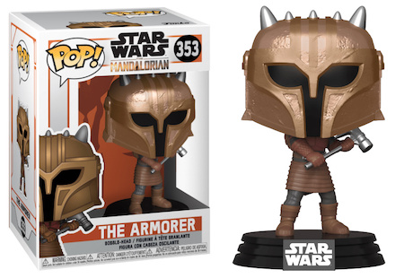 Ultimate Funko Pop Star Wars The Mandalorian Figures Gallery and Checklist 17
