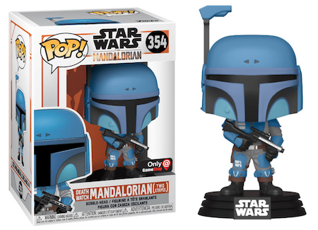 Ultimate Funko Pop Star Wars The Mandalorian Figures Gallery and Checklist 18