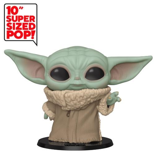 Funko Pop Star Wars The Mandalorian Figures 8