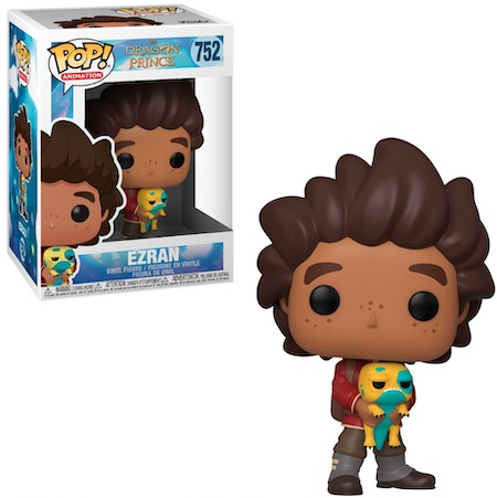 Funko Pop The Dragon Prince Figures 3
