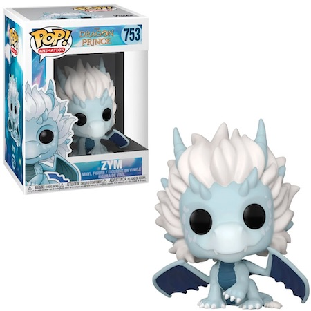 Funko Pop The Dragon Prince Figures 4