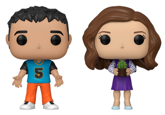 Funko Pop The Good Place Figures 2